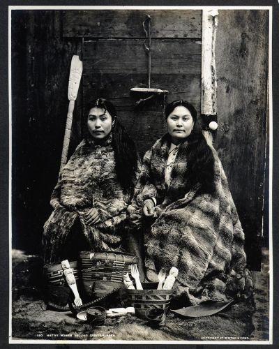 индейки-тлингитки
