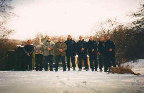 Крым2000 монахи Гун-Фу