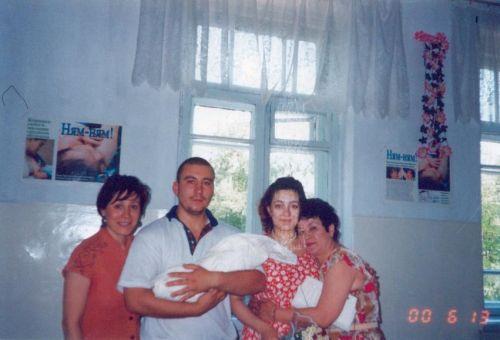 Рождения внучки Таис 010