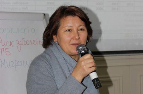 Гульмира Калмамбетова