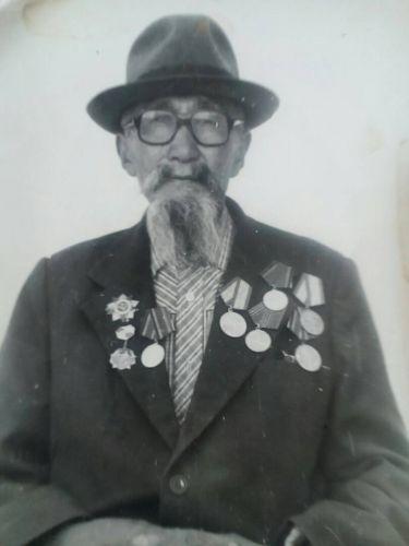 А.Жангазиев