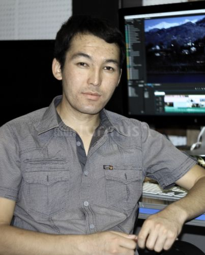 Dastan Zhapar uulu - Director