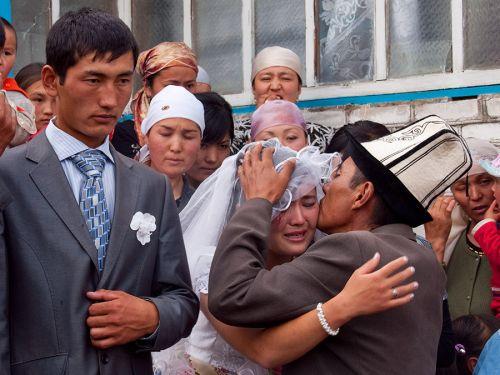 кыргызская невеста