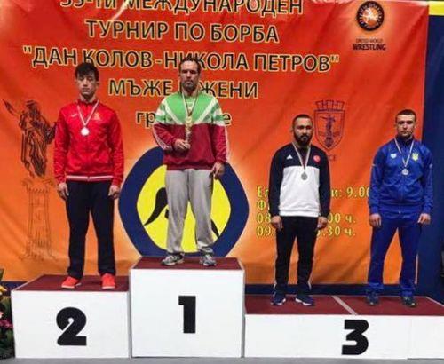 Дан Колов и Никола Петров 20173