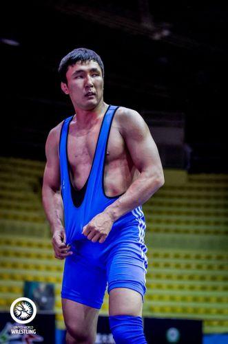 Калидин Асыкеев