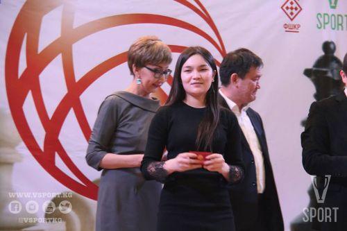 Диана Омурбекова