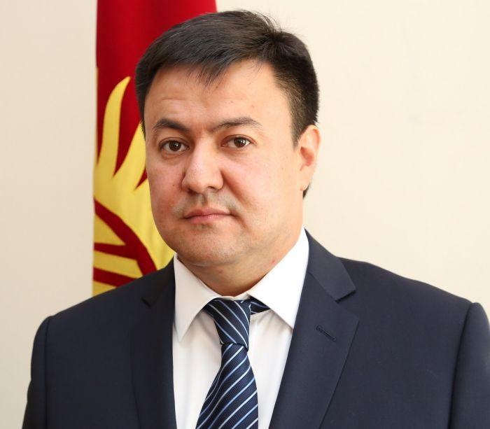 Сыдыков Дания Баатырович