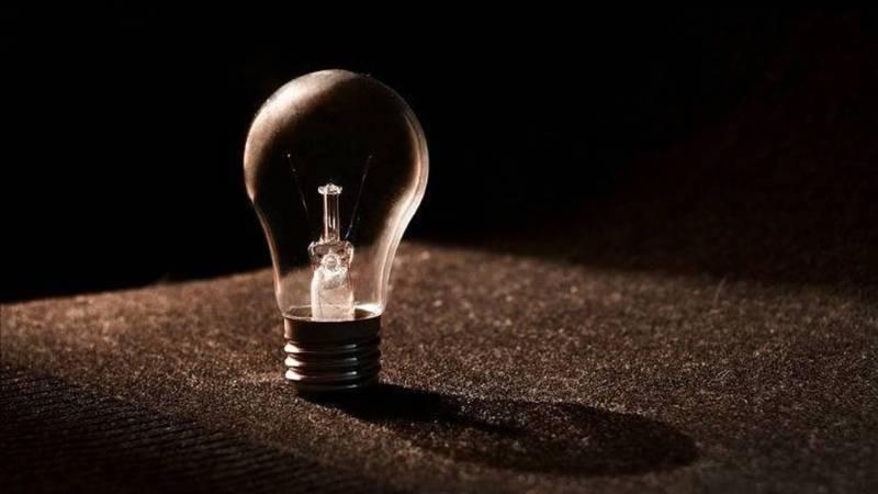 В Канте в течении месяца выключают свет на весь день с 10:00 до 17:00