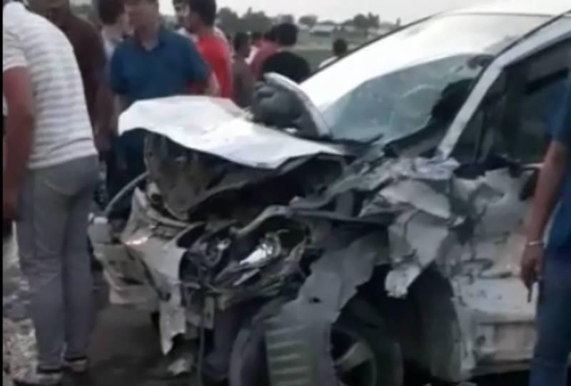 В Оше в результате ДТП снесло половину салона автомобиля «Дэу» (видео)
