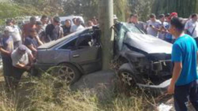 Водитель «Мазды» не справился с управлением, - МЧС о причинах ДТП, когда машина сложилась пополам