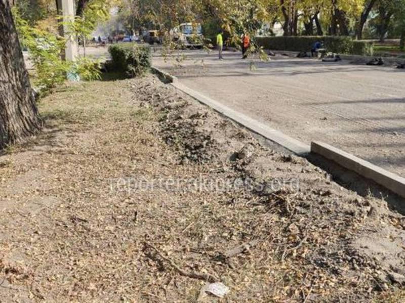 «Бишкекглавархитектура» не выдавала документы на парковку на улице Московской, 139