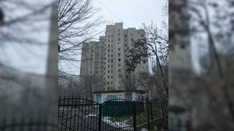 Бишкекчанин интересуется, почему пустует 12-этажный дом в 7 мкр?