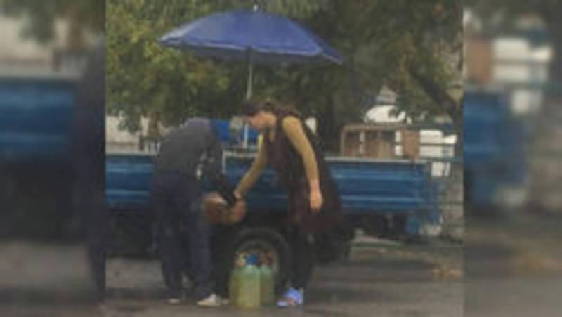 Продавца ГСМ в селе Новопавловка оштрафовали на 3000 сом, - УОБДД Чуй
