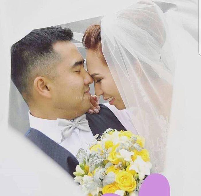Дочь спикера Жогорку Кенеша вышла замуж (фото)