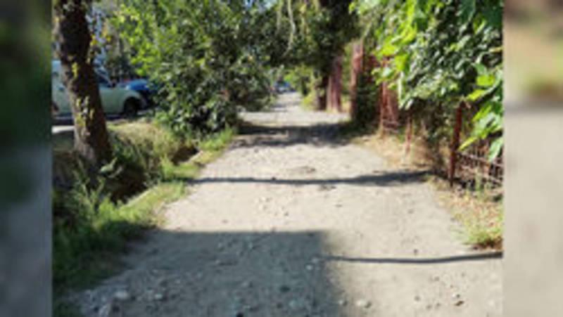 Дорожные работы на улице Уметалиева проходили в рамках проекта «Восстановление дорожного покрытия автомобильных дорог города Бишкек», - мэрия