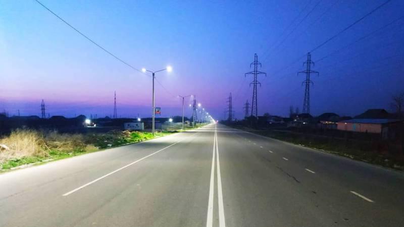 Комендантский час в Бишкеке. Закат, небо, пустые улицы (фото и видео горожан)