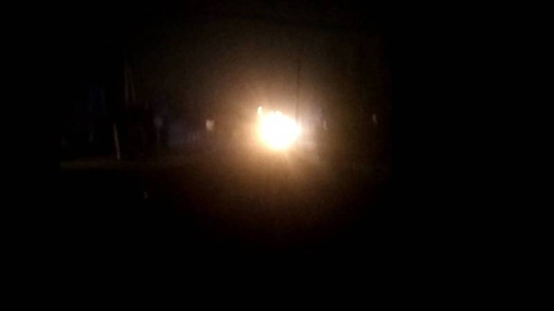 Бишкекчанин просит провести систему освещения на ул.Бухарской