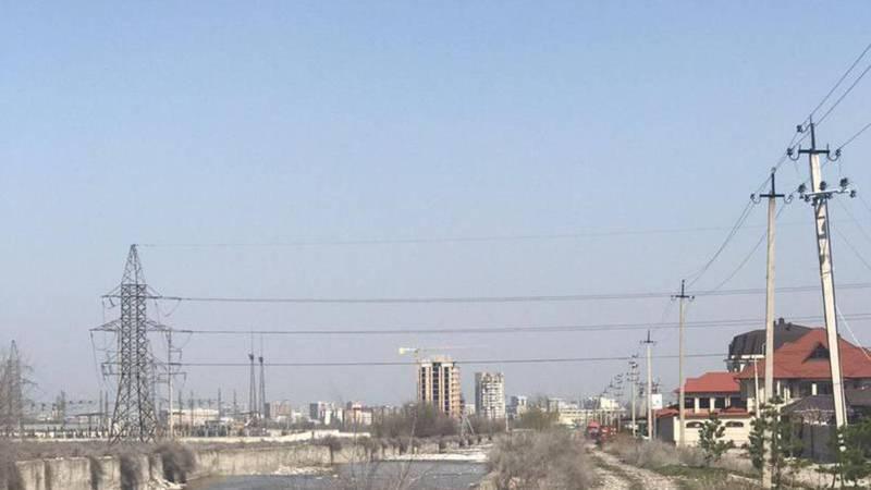 Над Бишкеком нет смога, - горожане