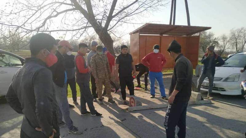 Жители села Шалта самовольно ввели карантин, - местный житель