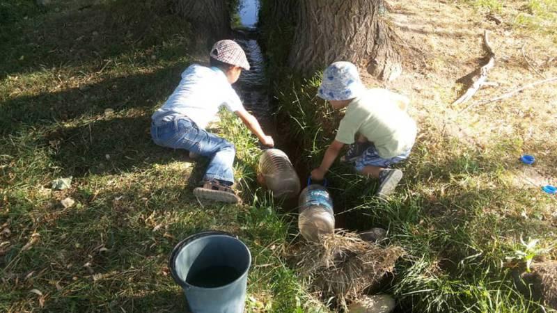 Жители сел Кепер-Арык и Чон-Арык жалуются на проблемы с водоснабжением