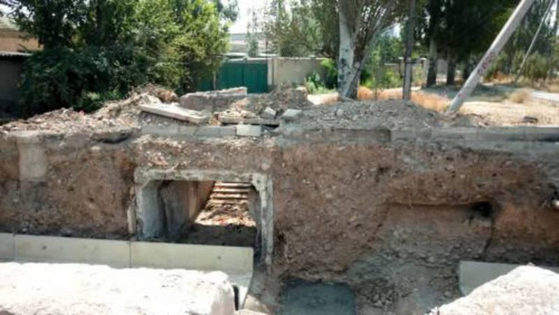 Демонтаж подземного перехода под ул.Льва Толстого был заложен в проекте, - ОАО «Бишкектеплосеть»