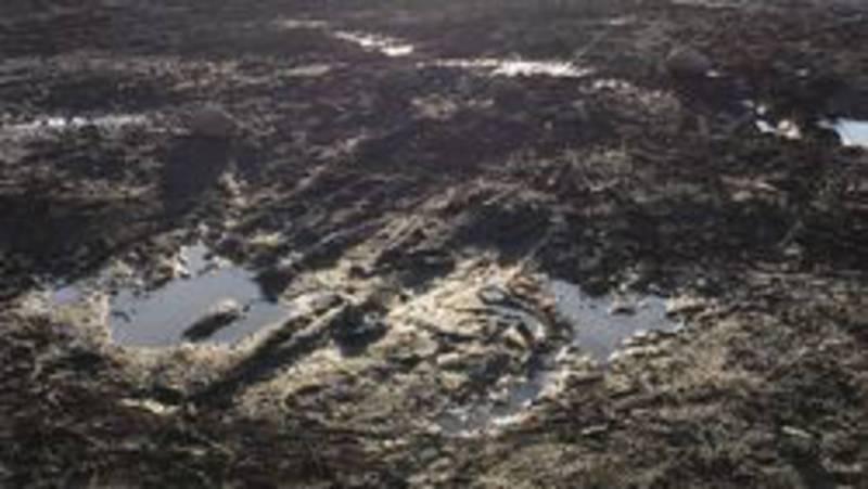 В жилмассиве Арча-Бешик на Бердибаева - Кара-Кужур дорога в ужасном состоянии, - месный житель (фото)