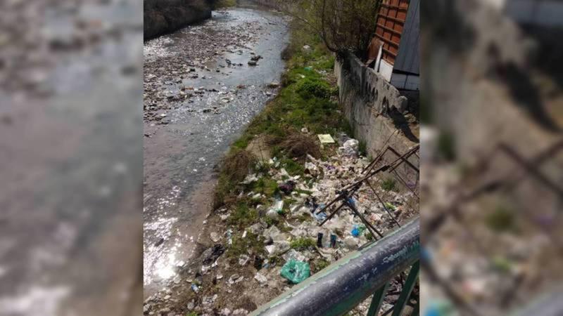 Канал на Токтогула-Кулиева будет очищен до 2 апреля, - мэрия