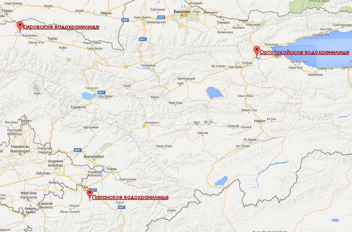 Глава Госкомпромэнергонедра Д.Зилалиев рассказал, где расположены 12 створов малых ГЭС, по которым объявляется тендер (карта)