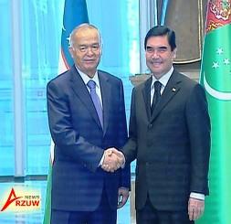 Президенты Узбекистана и Туркменистана обсудили поставки газа и координацию усилий против исламистов