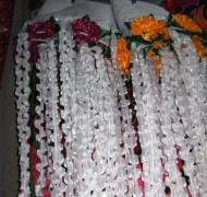 Many hand embroidered items are a mandatory part of bride's dowry. Particular attention is paid to national blankets and mattresses (toshok, or tushak), velvet pillows, expensive embroidered or ​​patchworked (kurak technique) fabrics.