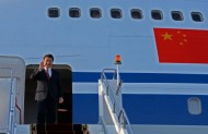 Chinese President Xi Jinping arrived in Bishkek on state visit on September 10.