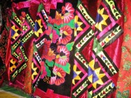The number of such tushaks must exceed 20 pieces. Pillowcases are also decorated with different bells and fringe.