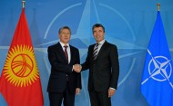 Meeting with NATO Secretary General Anders Fogh Rasmussen