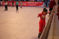 "Bishkek has several ice rinks: largest one ""city ice rink"" in microdistrict Tunguch, ice rink in Four Seasons complex, ice rink in Asanbai microdistrict and a rink for children in Bishkek Park."