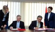 Signing of the cooperation agreement between Kyrgyzstan and the European Investment Bank