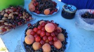 The fifth annual berries and fruits festival Karagat Fest took place in Temirovka village, Issyk-Kul district