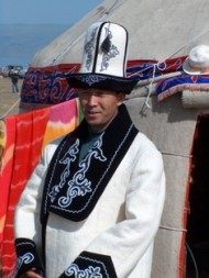 Particular attention is paid to <i>chapan</i> – a coat made of velvet with embroidery and worn over clothes by men. Nowadays, chapan is mainly worn by elders; it may also become a gift for honorary guests or a symbol of respect.