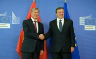 Meeting with European Commission President Jose Manuel Barroso