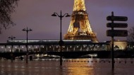 The swollen River Seine in the French capital, Paris, has peaked at more than four metres above its normal level, BBC reported.<br />