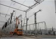 The installation of major equipment at Datka substation is 40% complete, the National Electric Grid of Kyrgyzstan said.<br />