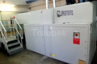 The banknote destruction system CDS-100 or the so-called shredder is used for destruction of banknotes. Such machine processes 100 kg of banknotes per hour.