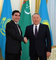 A number of documents were inked as a result of the talks:<br />