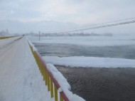 30-40 cm thick snow fell in At-Bashy district of Naryn region, reports Turmush.