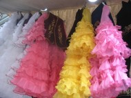 Customers say the prices are fair enough. They like that they may always bargain with the sellers.<br />