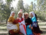 National clothing is an important part of the culture of the Kyrgyz people. Kyrgyz clothing has peculiar traits of nomads. All outfits are closely related to the history of the people. The Kyrgyz people wear clothing depending on their age and each has its own unique patterns.