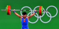 On August 10, Izzat Artykov won a bronze medal in the Men's 69 kg weightlifting event in Rio Olympics 2016.<br />