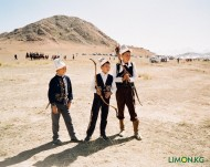 A photographer from Paris Leonie Bird visited Kyrgyzstan in the fall 2017.<br />