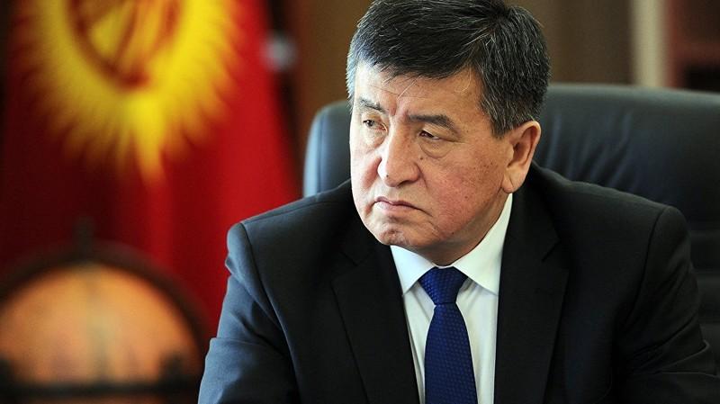 Глава Госдирекции автодороги  Бишкек—Ош будет уволен за срыв плана по ремонту трассы, халатность и непрофессионализм, - премьер-министр С.Жээнбеков