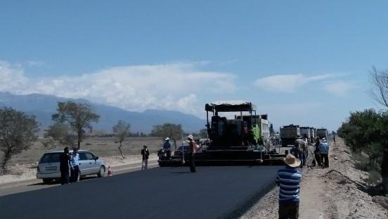 Китайская «Лонг Хай» прекратила работы на автодороге в районе села Чырпыкты, - Госэкотехинспекция