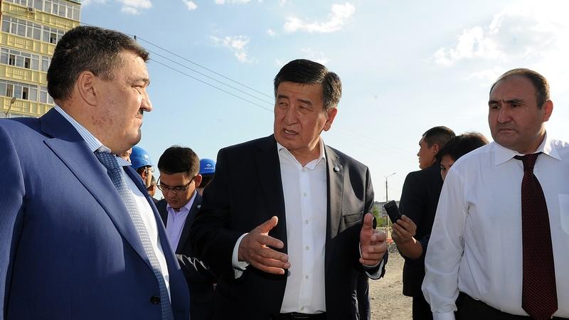 В 2017 году в Бишкеке будут реконструированы 49 улиц, на ремонт из местного бюджета выделено 600 млн сомов